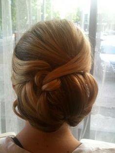 Swink Bridal Hair