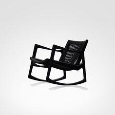 Euvira Rocking Chair | Jader Almeida