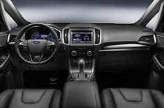 Release Ford S-MAX 2015 Reveiw Interior View Model