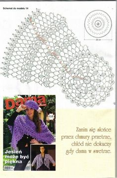 View album on Yandex. Crochet Mandala, Crochet Doilies, Crochet Hats, Japanese Crochet Patterns, Views Album, Yandex, Modern Buildings, Projects, Farmhouse Rugs