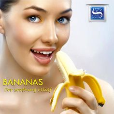 If you experience sudden heartburn, don't panic.  Eat a ‪#‎Banana‬ immediately for soothing relief. ‪ #‎SoexIndia‬