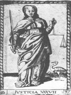 4 virtudes cardinale: