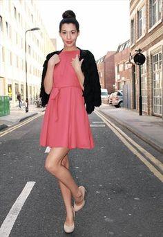 Back Cross Dress