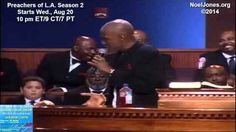 Teens Youth Ministry: Bishop Noel Jones 5-12-13 We're Looking For Natura...
