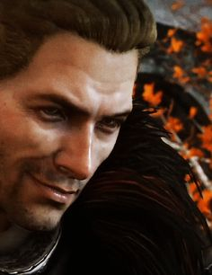 Cullen - That smirk though!