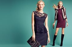 lace for Fall?  Why not? |Nordstrom