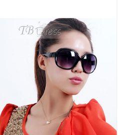 Big Square Sunglasses!