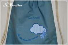 Un petit sac à dos pour Gabriel. #couture #coutureaddict #enfant #faitmain #diy