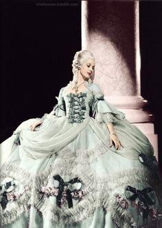 Anita Louise as the Princesse de Lamballe Marie Antoinette