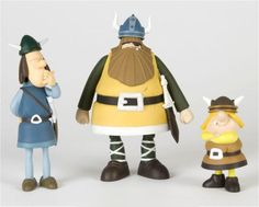 Viking figures