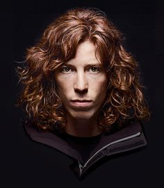 Shaun White photographed by Art Streiber - ESPN 2010