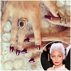 celeb nail art great gatsby