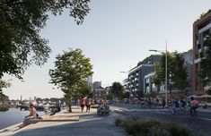 Gallery of SOM's Inclusive Riverfront Set to Revitalise Detroit - 2