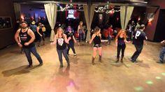 """Shake Your Southside"" Dance Lesson, Part 1"