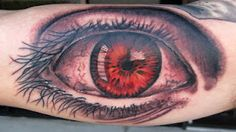 red eye by derek raulerson  mike parsons ink