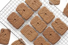 This easy recipe makes traditional spiced Dutch speculaas cookies which are Christmas favorites. You might know them as windmill cookies.