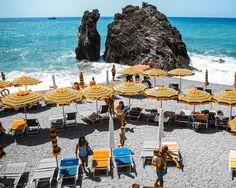 Monterosso Beach, Cinque Terre, Italy