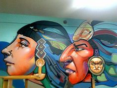 SJL Urban Street Art, Best Street Art, Art Forms, Peru, Murals, 3 Piece, Disney Characters, Fictional Characters, Cinema
