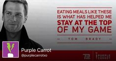 Some people call Tom Brady the GOAT. Well, now  the New England Patriots quarterback wants you to eats like one.   The five-time Sup...