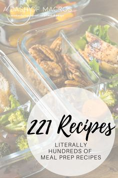 Sick of scrolling the internet searching for Meal Prep recipes? I have made it easy for you, with over 200 meal prep recipes in one spot! ⁠ ⁠ Easily searchable by Breakfast, Lunch/Dinner, and Snacks. ⁠ ⁠ I have made it easy for you to put your meal prep plan together! ⁠ Healthy Summer Recipes, High Protein Recipes, Healthy Breakfast Recipes, Lunch Recipes, Easy Meal Prep, Healthy Meal Prep, Easy Beef And Broccoli, Kiwi And Banana, Counting Macros
