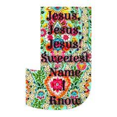 Jesus Jesus Jesus sweetest name I know
