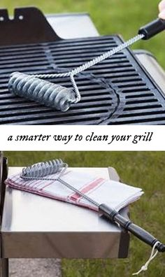 No rough edges to cut you, and no need to worry about metal bristles falling out and getting in your food.No rough edges to cut you, and no need to worry about metal bristles falling out and getting in your food. Grill Grates, Bbq Grill, Cleaning Solutions, Cleaning Hacks, Grillin And Chillin, Smoke Grill, Xmax, Grill Master, Outdoor Cooking