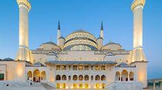 Showing item 42 of 42. Kocatepe Mosque - Europe - Tourism Media