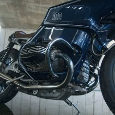 Reise Custom: Modding the BMW R100 RS | Bike EXIF
