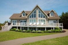 Looking for a Prince Edward Island vacation rental? Browse the best selection of PEI vacation cottages to rent. Book your vacation today! Beach Houses For Rent, Propane Fireplace, Ocean Front Homes, Door Steps, Heating And Air Conditioning, Prince Edward Island, Workout Rooms, Rental Property, Luxurious Bedrooms
