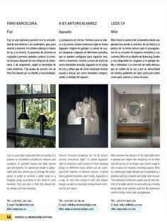 Nuestra lámpara portable FUJI, diseñada por Issac Piñeiro, ganadora de un premio reddot 2021, fue publicada en la edición en papel de la revista Spain Contract. #lampara #lamp #lampe #lampada #lâmpada #lámparaportatil #portablelamp #lampeportable #lâmpadaportátil #lampadaportatile #lamparadediseño #designlamp #lampedesign #lampadadidesign #lâmpadadedesign #diseño #design #reddot #reddot2021 Spain, Light Bulb Vase, Light House, Paper Envelopes, Tights, Sevilla Spain, Spanish