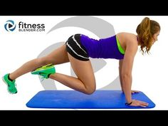 Abs Workout for People who get Bored Easily - Core and Cardio Workout - YouTube