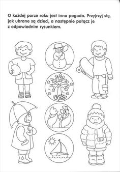 Használja a nyilakat, kapcsoló a lejátszott kép Lkg Worksheets, Preschool Worksheets, Preschool Activities, Seasons Activities, Weather Activities, English Activities, Educational Activities, Weather Calendar, Weather Seasons