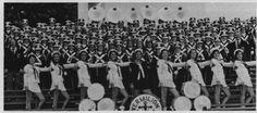 1976 sailor Marching Band