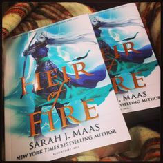 Heir of Fire by Sarah J Maas will be available in India this month!  #HeirofFire #SJMaas #ThroneofGlass #bookstagram #crownofmidnight #reading #excited #yay #happy