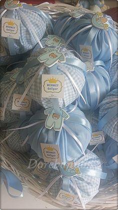 Bebekler için lavanta keseleri – 10marifet.org