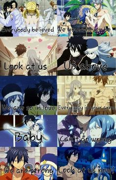 Gruvia moment i m too excited