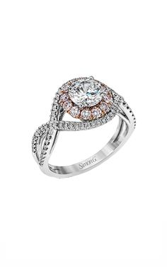 Find Simon G Engagement rings Pink Diamond Jewelry, Diamond Engagement Rings, Fancy, Jewels, Beautiful, Jewerly, Gemstones, Diamond Engagement Ring, Fine Jewelry