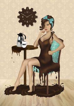 My coffee station Coffee Girl, I Love Coffee, Coffee Break, My Coffee, Morning Coffee, Sunday Coffee, Coffee Cafe, Coffee Humor, Coffee Quotes