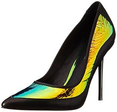 L.A.M.B. Women's Bethel Dress Pump, Copper/Black, 6 M US L.A.M.B. http://www.amazon.com/dp/B00OPL3LGU/ref=cm_sw_r_pi_dp_qTYQvb0MX0DTQ