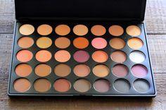morphe brushes 35 color warm palette - Sök på Google