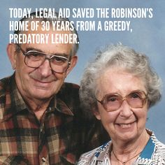 Since 1964, Legal Aid of Western Missouri has been the driving force that makes change real in the lives of thousands of low-income Missourians. We fight for children, veterans, the ill and disabled, seniors, victims of domestic violence and more.  Please help us help more folks like the Robinsons! Make a gift today. www.lawmo.org