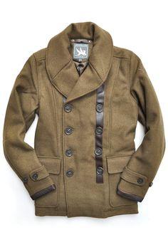men, wear this man coat.
