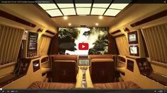 Official College Life – The 2015 Escalade Has A Full Home Theater And Office (Video)