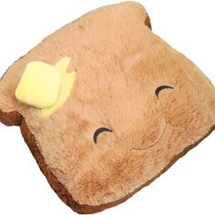 Squishable Comfort Food Toast on the redditgifts Marketplace #redditgifts
