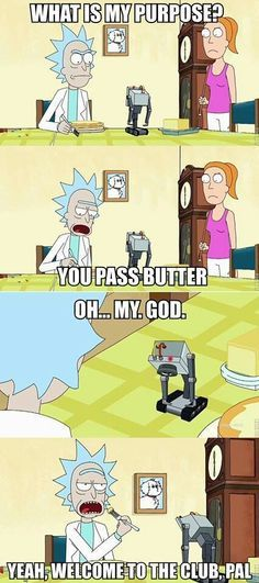 Rick and Morty Quotes That Blew Our Minds... #rickandmorty