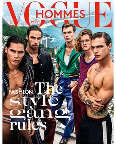 MARIO TESTINO for Vogue