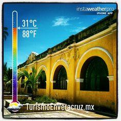 Un día muy agradable en la ciudad de #Veracruz dale #megusta http://www.facebook.com/turismoenveracruzaventura