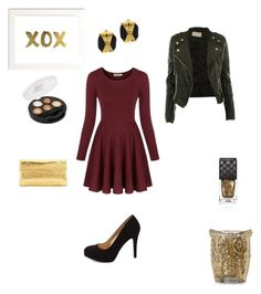 Owl by hayley-durudogan on Polyvore featuring Chicnova Fashion, Charlotte Russe, Nancy Gonzalez, Chanel, Gucci and Monsoon