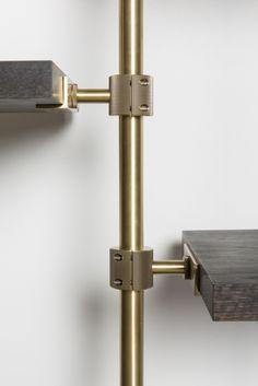 Amuneal: Magnetic Shielding & Custom Fabrication | Loft Shelving System