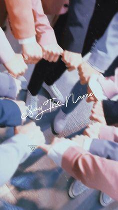 Say the name its seventeen! Woozi, Wonwoo, The8, Seungkwan, Jeonghan Seventeen, Seventeen Memes, Seventeen Debut, K Pop, Day6 Sungjin